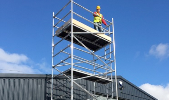 Project Scaffolding Commercial Domestic Amp New Build